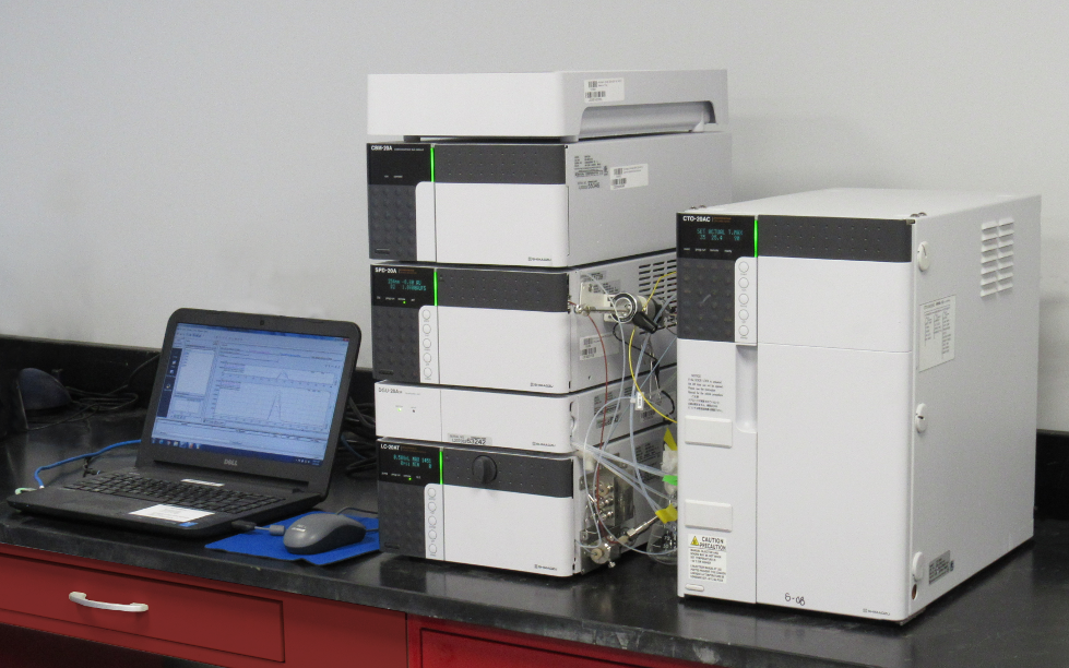 Image of SHIMADZU-Prominance-HPLC-System by Analytical Instruments