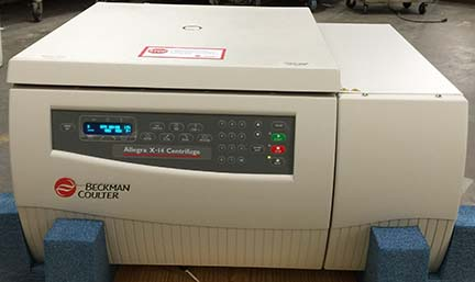 Image of Beckman-Model-Allegra-X-14 by Analytical Instruments