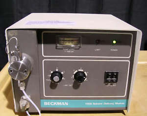 Beckman 110B Solvent Delivery Module
