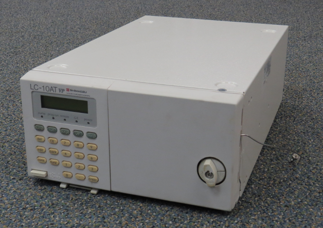 Shimadzu LC-10AT VP Liquid Chromatograph